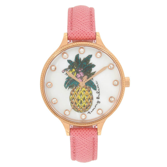 Tommy Bahama Paia Pineapple Ladies Watch