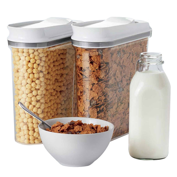 OXO Cereal Keeper, 2-pack