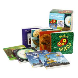 The Chronicle Books Classic Library: 8 Board Book Box Set