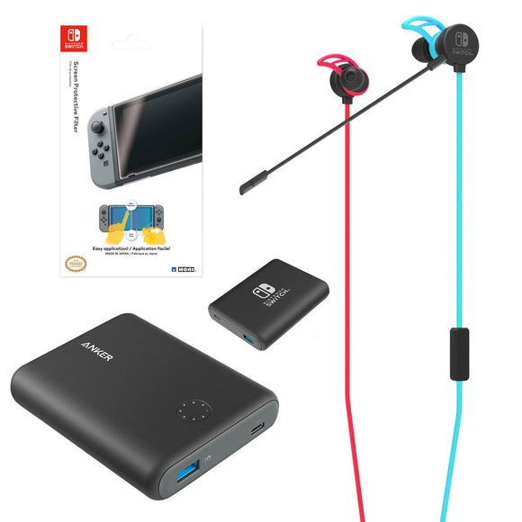 Nintendo Switch Accessory Traveler Bundle
