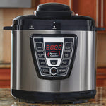 Power Cooker 8 QT 9-in-1 Pressure Cooker