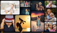 Personalize This Photo Collage Video with your Photos