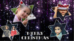 Personalize This Photo Collage Video with your Photos and Texts (Christmas)