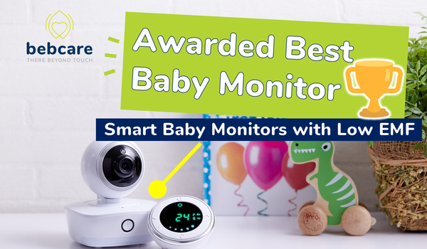 Bebcare is awarded to be the best video baby monitor with DSR