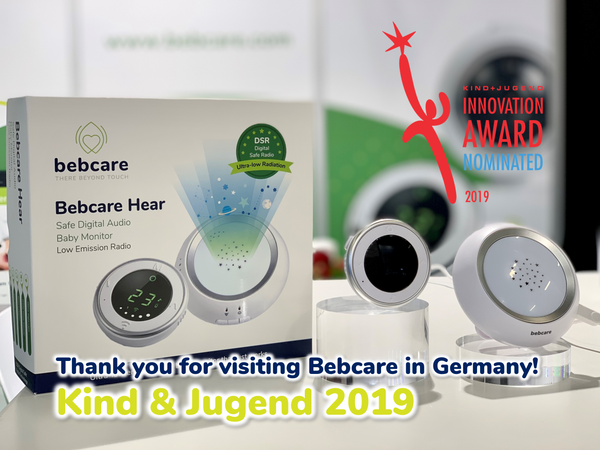 Bebcare at Kind & Jugend 2019