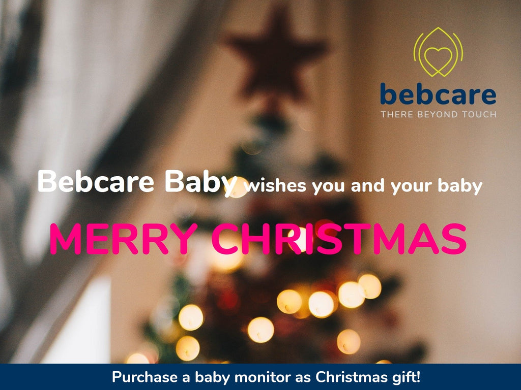 Merry Christmas from Bebcare Premium Babycare Baby Monitor Team!