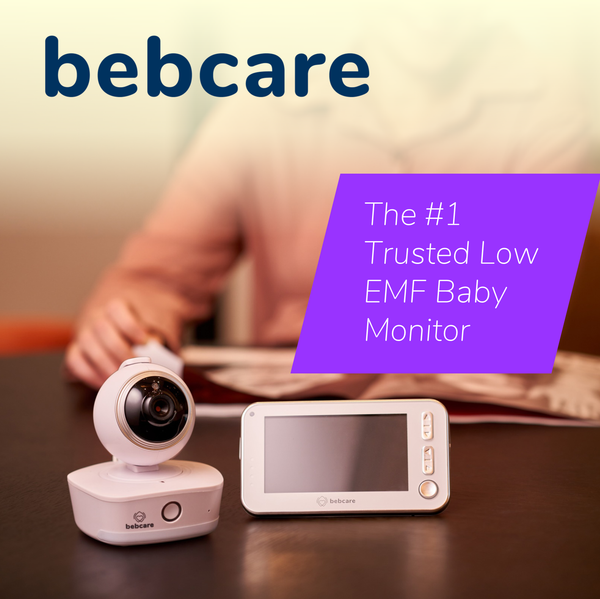 Bebcare is the number one trusted baby monitor