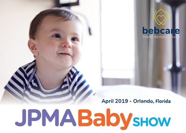Bebcare Baby will be showcasing at the JPMA Baby Show in Orlando, Florida USA