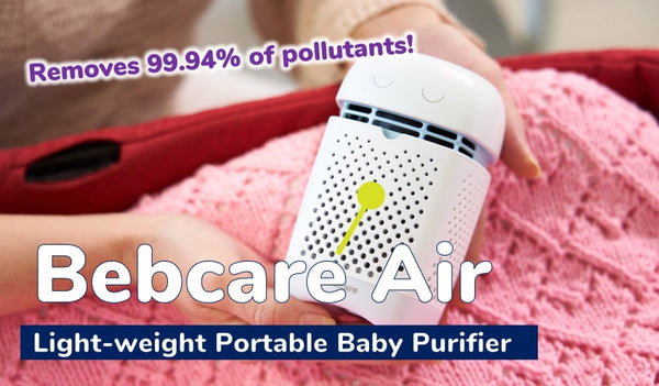 Bebcare Air baby air purifier with virus filter
