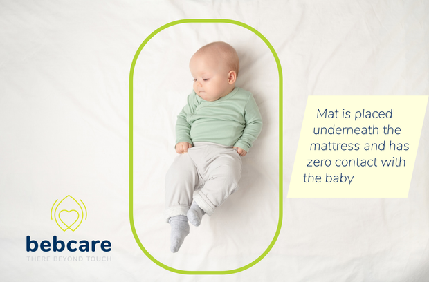 Bebcare Mat Smart Breathing Sensor Mat