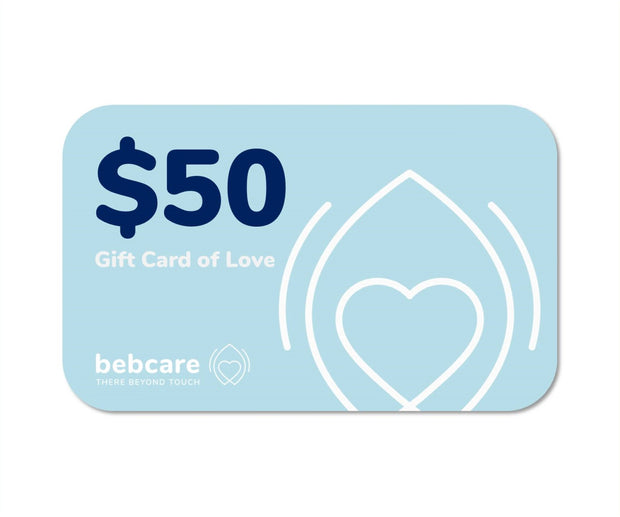 Bebcare Gift Card of Love