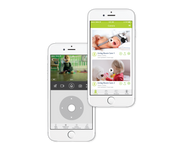 Bebcare iQ WiFi HD Baby Monitor (SAMPLE)