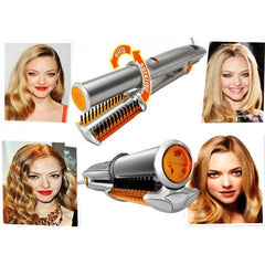InStyler 7 in 1 Rotating Iron Straightener And Curling