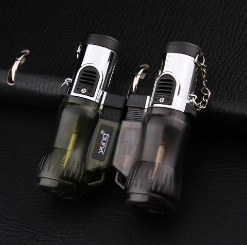 Torch Turbo Lighter Jet Butane Cigar Lighter