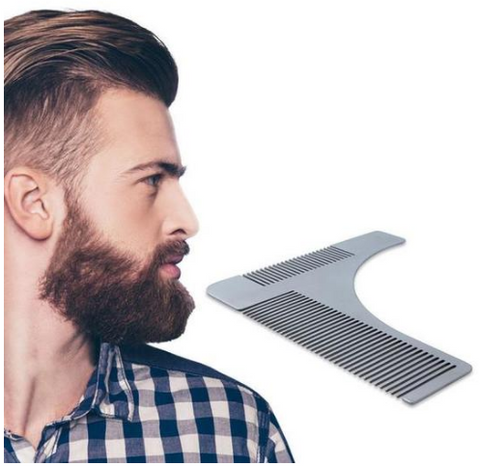 Bodi Gentlemen Beard Comb (Muti Color)