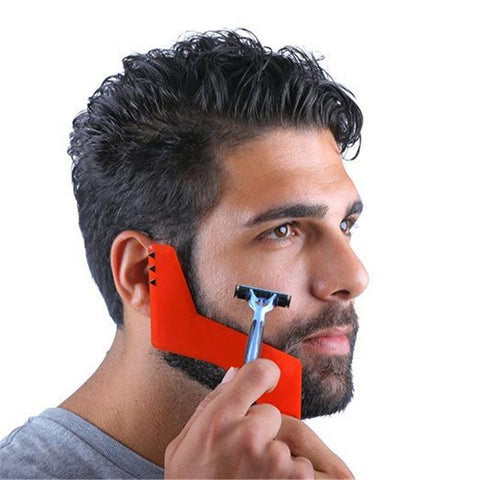 Gentlemen Beard Comb (Muti Color)