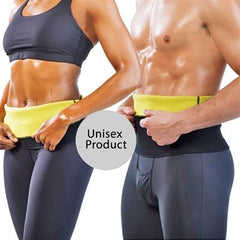 Sweat Waist Trimmer Slimming Belt for Men & Women