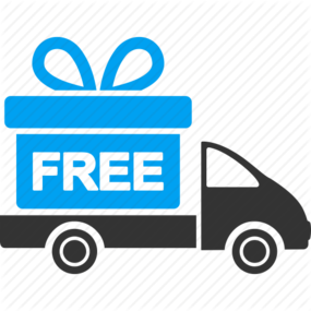 Image of Free shipping in INDIA