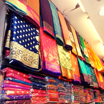 Sadguru Krupa – When in doubt, wear a saree!