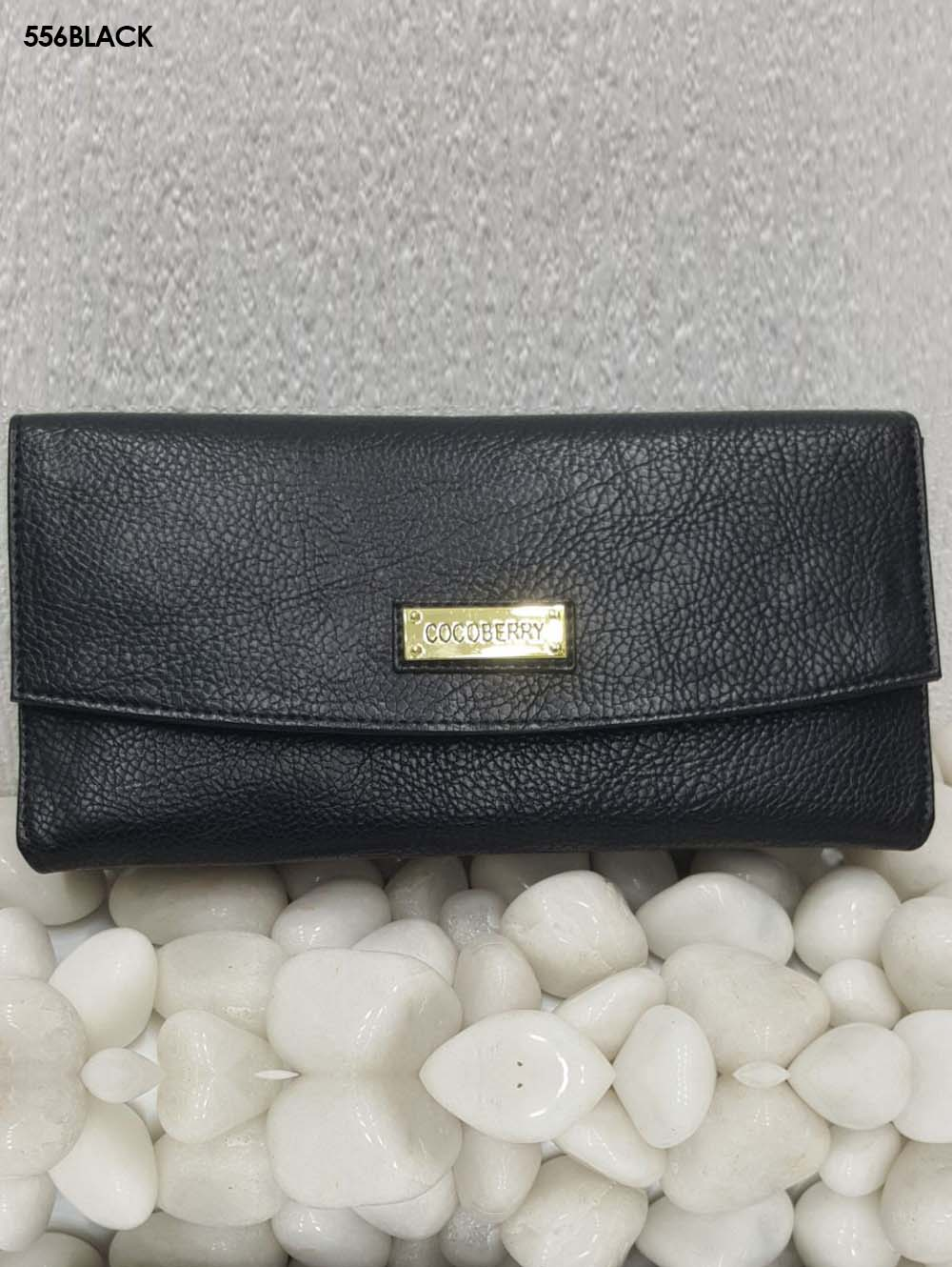 Black Stylish Women Clutch
