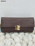 Wood Stylish Women Clutch