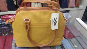 Women Dark Yellow Shoulder Bag
