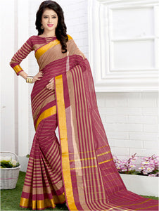 Maroon Exclusive Handloom Saree Collection