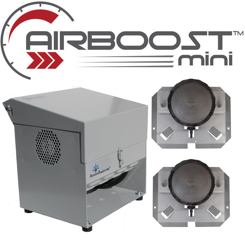 AIRBOOST Mini-245 Small Deep Pond Aerator [For .5 to 1.5 Surface Acres]