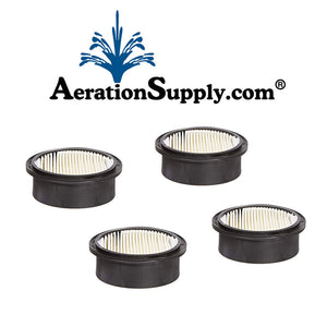 Replacement [Large Filter Elements] 4 Pack