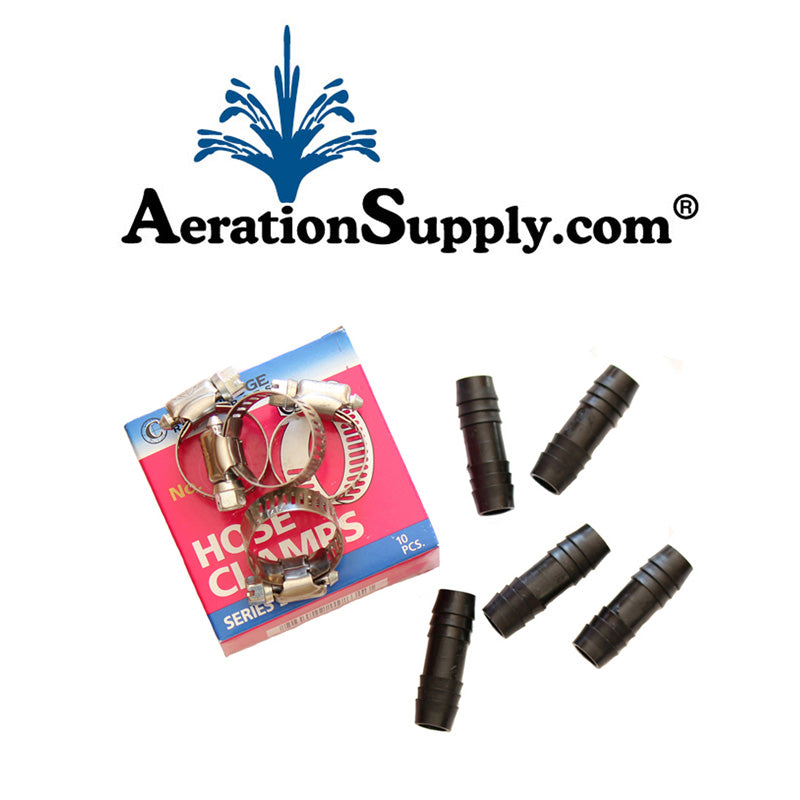 AQUALINE Clamp Connector Kits