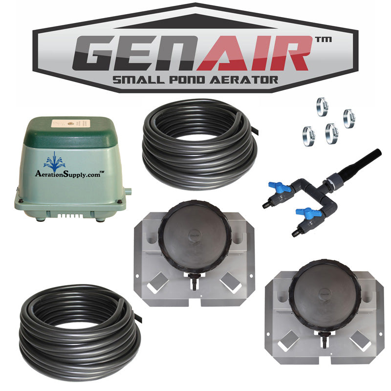 GENAIR-484-XL Small Pond Aerator [For Ponds To 350,000 Gallons]
