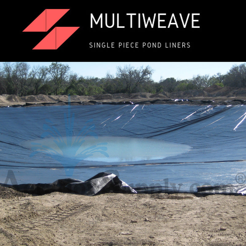 MULTIWEAVE Pond Liner Calculator