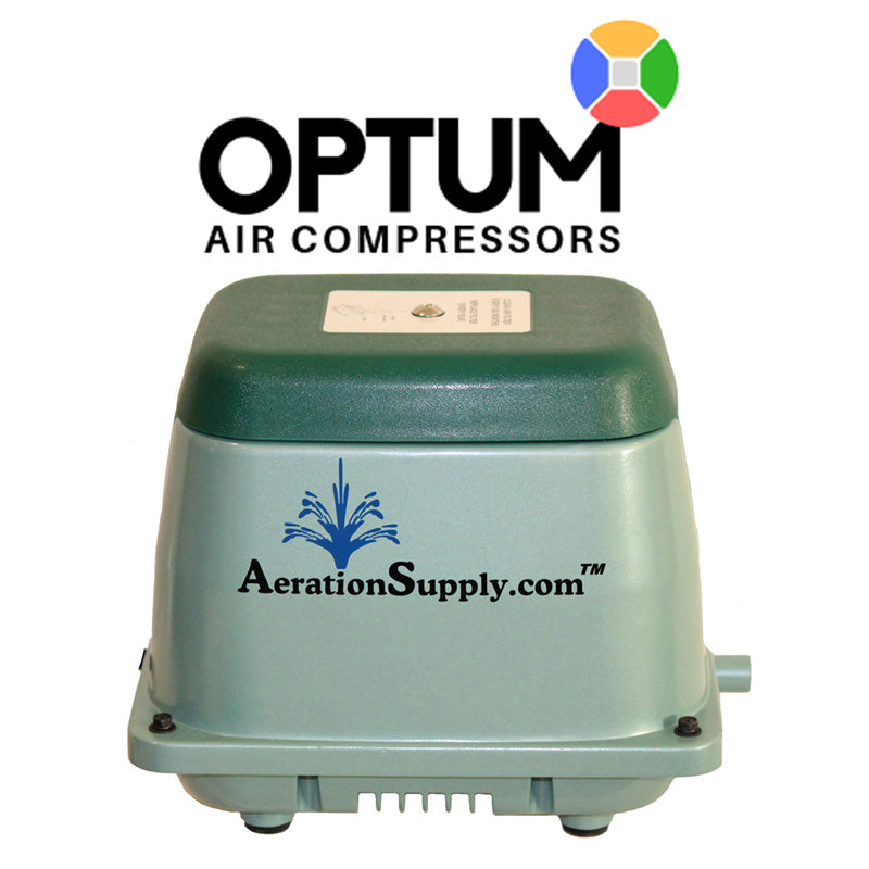 OPTUM-80 Diaphragm Air Compressors