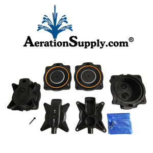 OPTUM Air Compressor Rebuild Kits