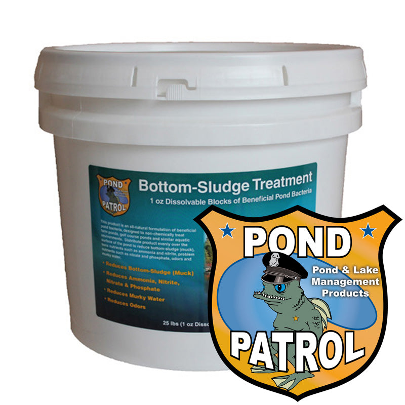 POND PATROL Natural Bacterial Pellets