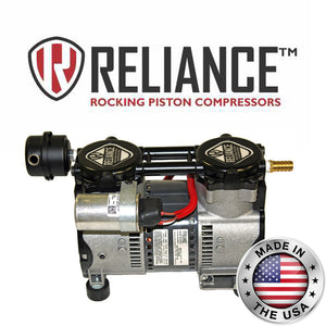 RELIANCE 5.5 - 1/2hp Double Piston Air Compressor