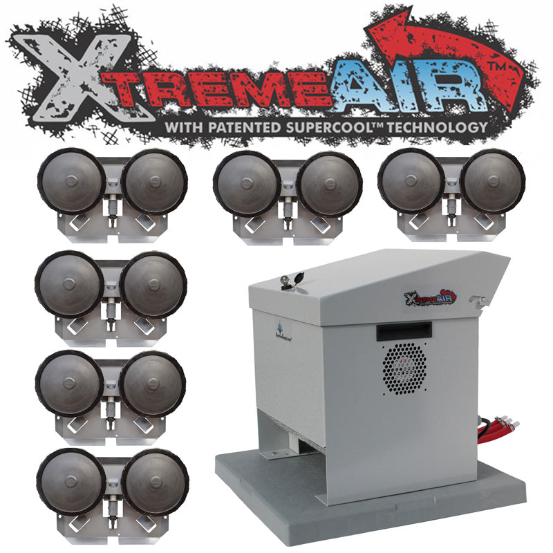 XTREMEAIR-6 Pond and Lake Aerator [For 5 to 8 Surface Acres]