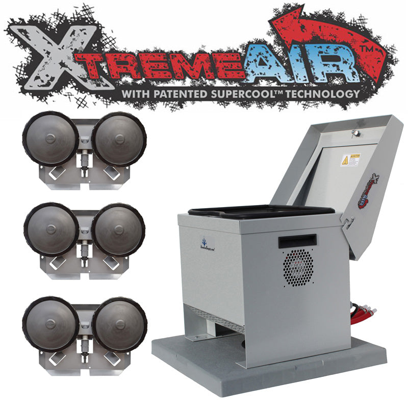 XTREMEAIR-3 Pond and Lake Aerator [For 2 to 4 Surface Acres]