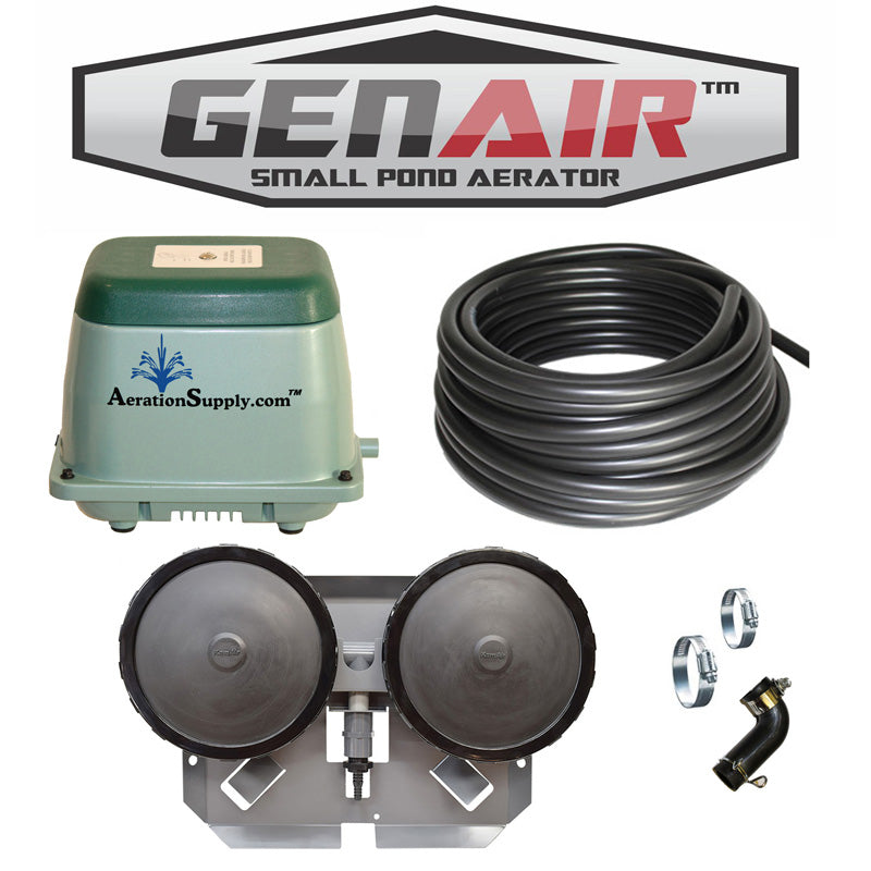 GENAIR-484 Small Pond Aerator [For Ponds To 325,000 Gallons]