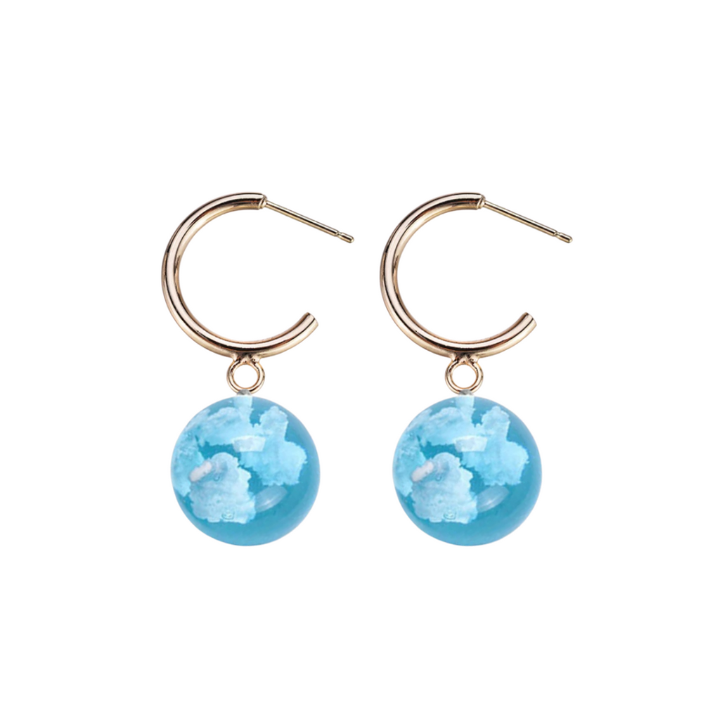 The Nebula Earrings