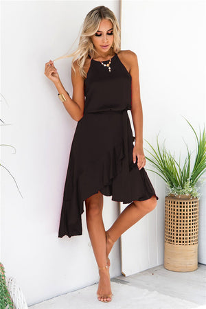 Summer  Party Beach Dress - Newyorkfashionstyles