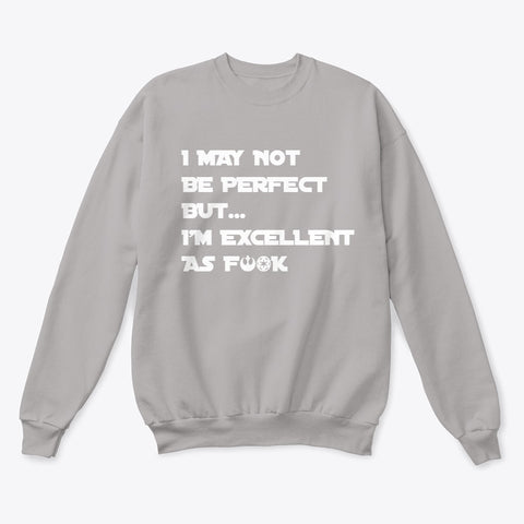 I'Mperfect Excellence Crew Neck - Burble