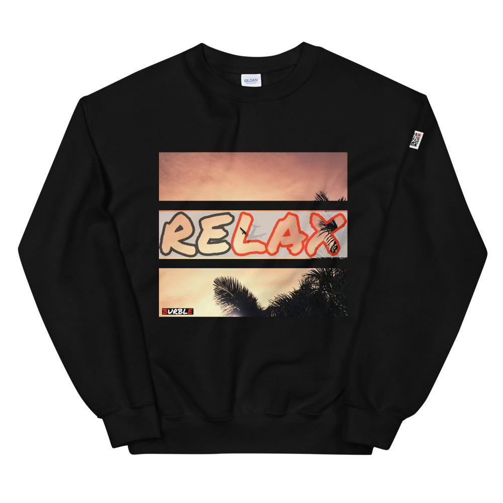 reLAX Crewneck (Red)