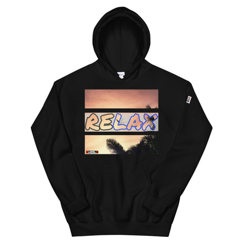 reLAX Hoodie (Blue) (UNITY)