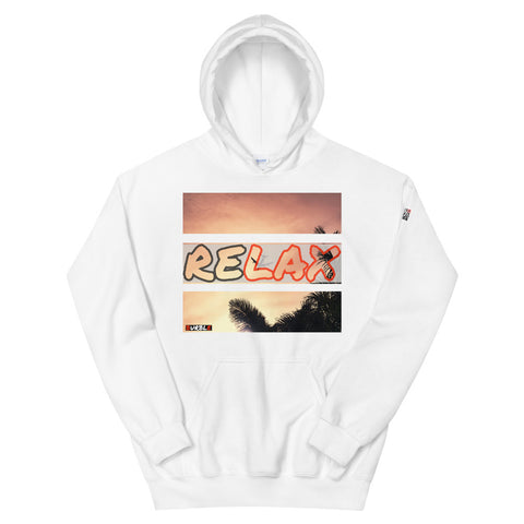 reLAX Hoodie (Red)