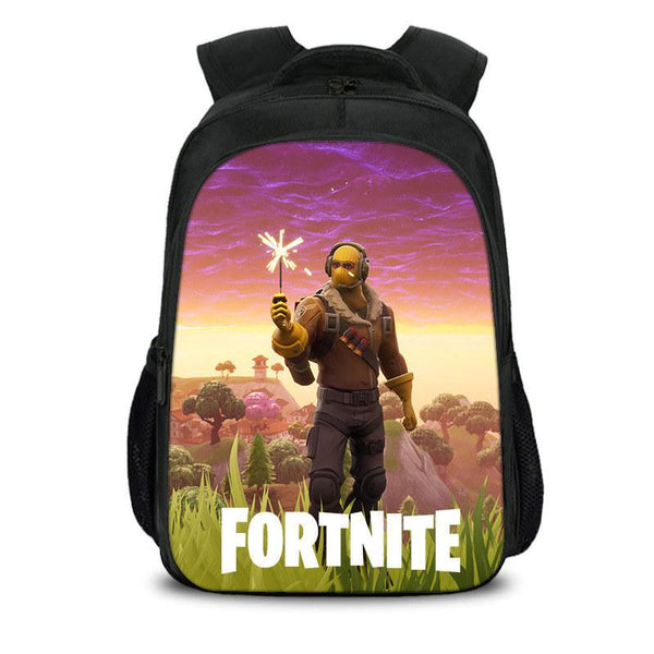 Fortnite Velocity Backpack 16 inch BookBags for School