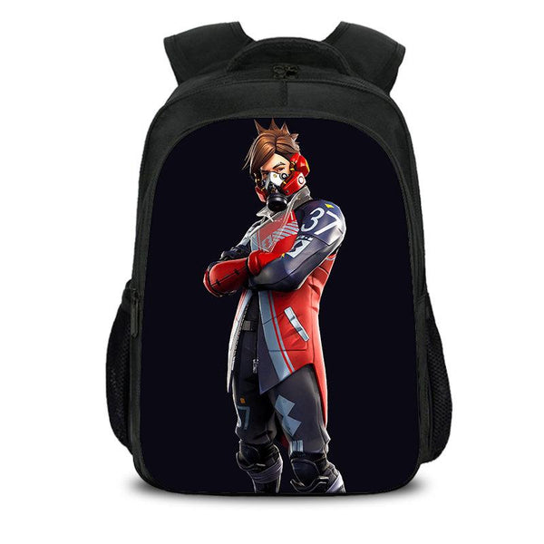 Ether Fortnite 16 Inch School Backpack For Boys