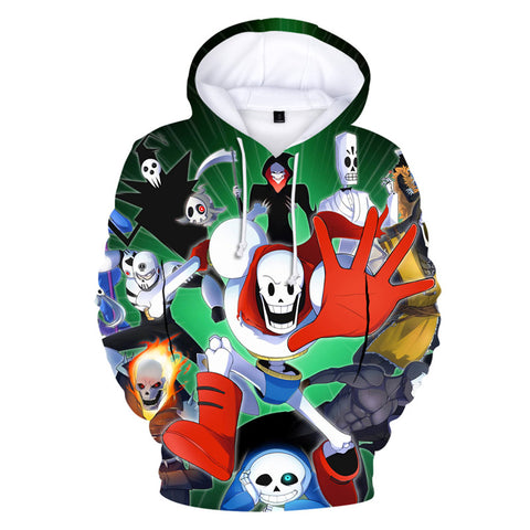 Jack Skellington 3D Hoodie Casual Long Sleeve Sweatshirt 2019
