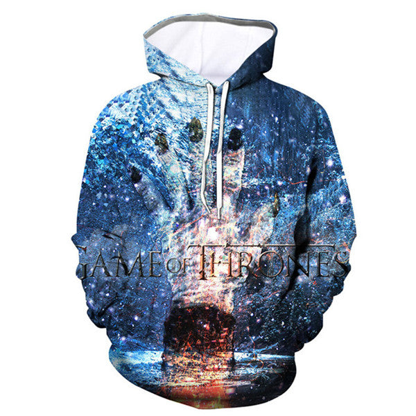 Game of Thrones Hoodie Last Season Sweatshirt