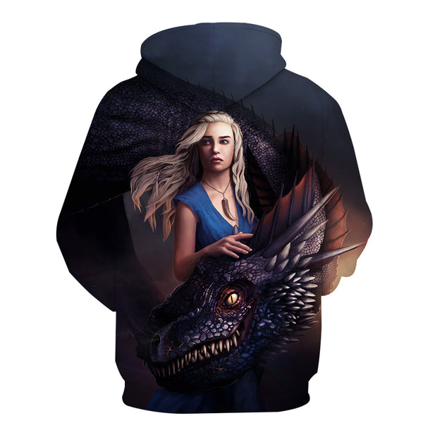 Game of Thrones Sweatshirt A Song of Ice and Fire Hoodie